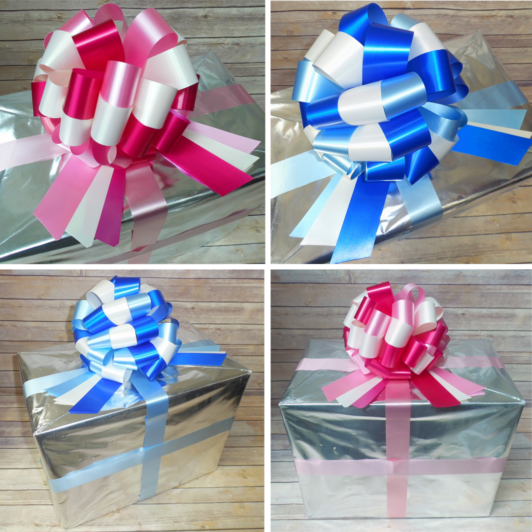 Multi Colour Bows