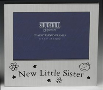 Photo Frame - NEW LITTLE SISTER