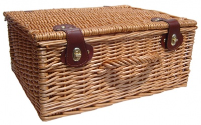 Premium NATURAL Hamper (18'') 45x38x20cm - LARGE
