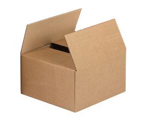 Small Cardboard Packing Box (fits 18-7264) - 23x18x8cm