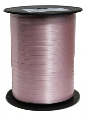 Curling Ribbon 5mm x 500m - BABY PINK