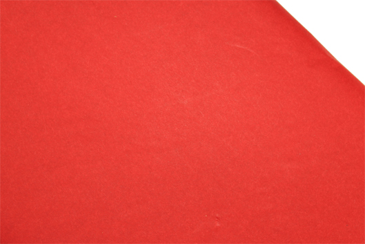 Sheet Tissue - 48 sheets per pack - RED